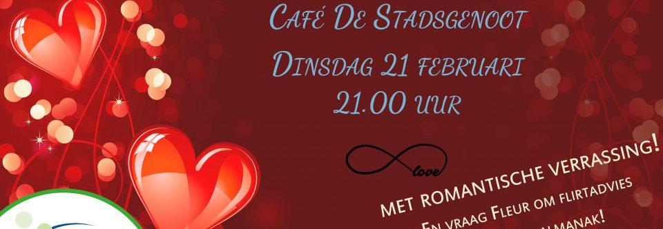 Stamkroegavond februari: Valentijn