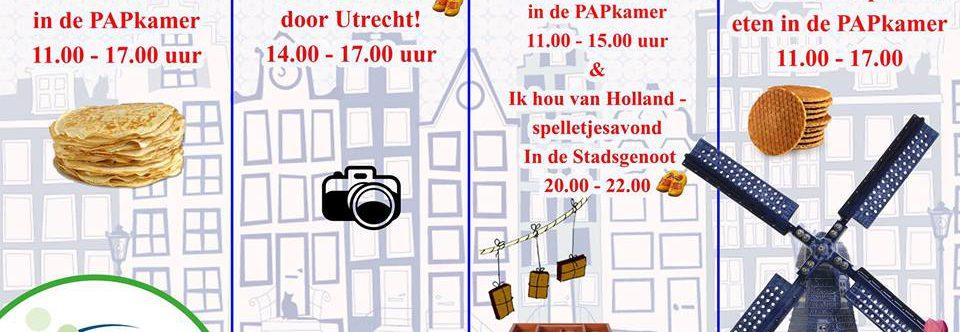 PR-week: Ik hou van Holland
