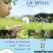 Lezing Make a Wish