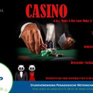 Casino avond: 'Make a Bet for Make a Wish'