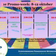Promo-week