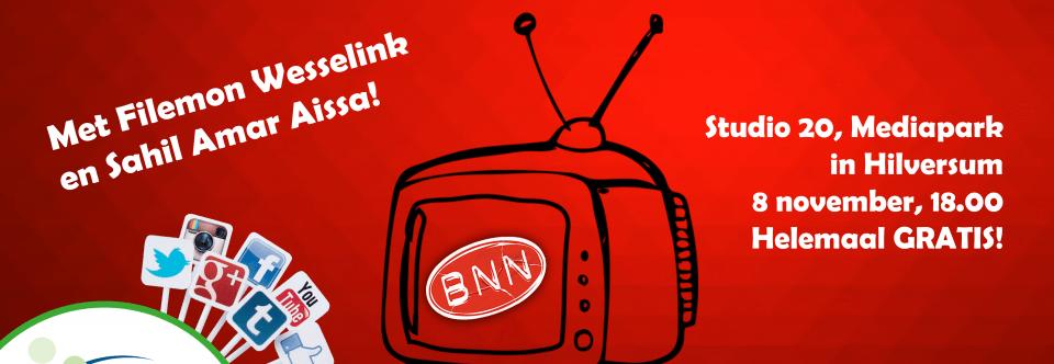 TV-opnames Mediawijsheidtest