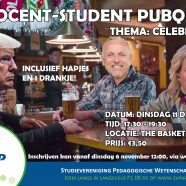 Docent-Student PubQuiz