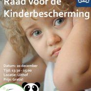 Training Raad van de Kinderbescherming