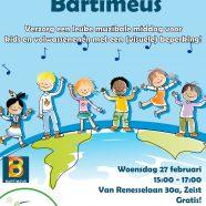 Vrijwilligersdag Bartiméus