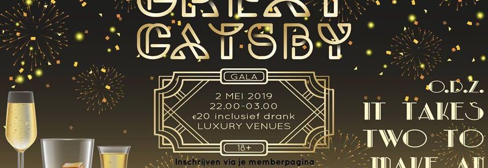 Gala 'The Great Gatsby'