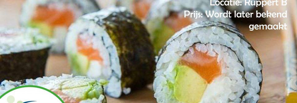 Workshop Sushi maken