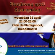 Stamkroeg april Koningsdag