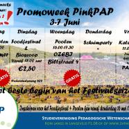 Promoweek PinkPAP