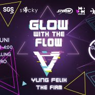 Eindfeest: Glow with the Flow