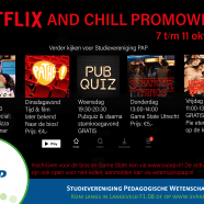 Promoweek 1: Netflix and chill