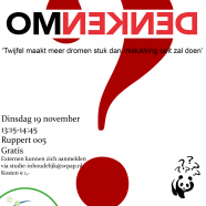 Workshop Omdenken!