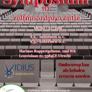 Symposium zelfmoordpreventie