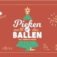 Kerstfeest: Pieken of ballen