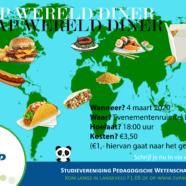 Werelddiner!