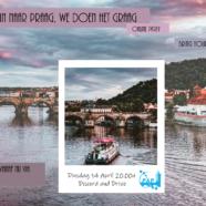 We gaan naar Praag, we doen het graag (online)!