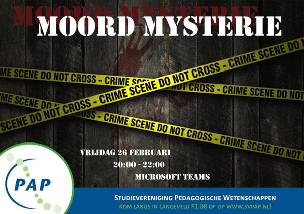 Moord Mysterie