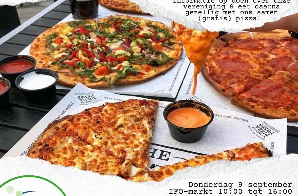 Pizza avond!